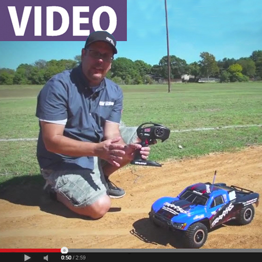 Watch and Listen: We Drive the Traxxas Slash with On-Board Audio
