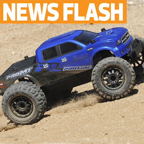 Pro-Line Announces 2WD PRO-MT Monster Truck Kit