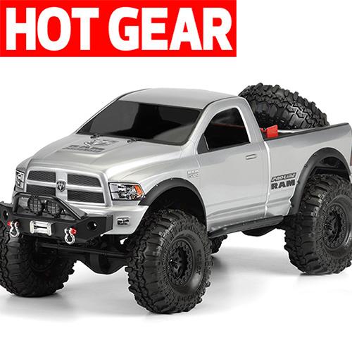 New Pro-Line Lids: 2014 Chevy Silverado & RAM 1500
