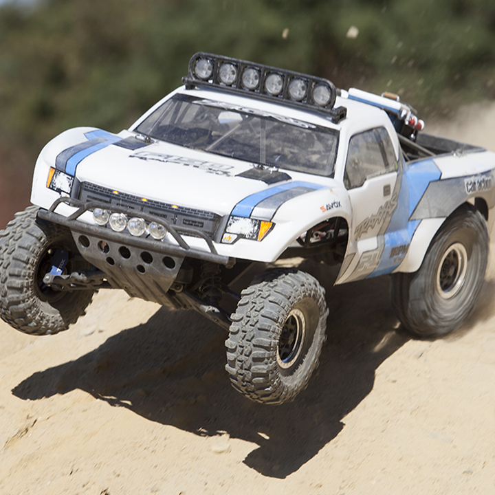 Project Traxxas Trail Raptor