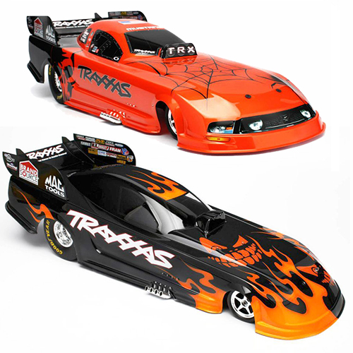 Hot for Halloween: Frightening Funny Cars
