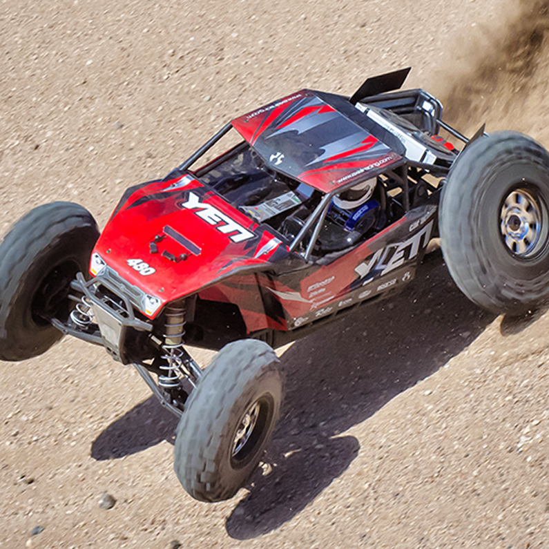 Axial Yeti XL: Tech Notes & Driving Impressions