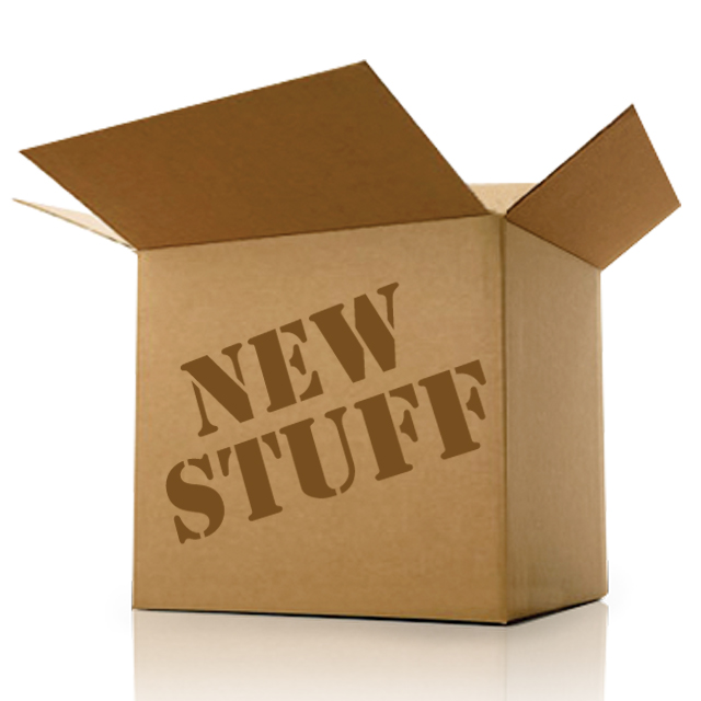 Hot News & New Stuff: The Latest Gear Lives Here