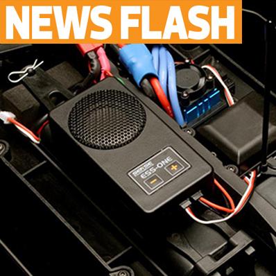 Associated Announces Engine Sound System, XP LED Light Sets