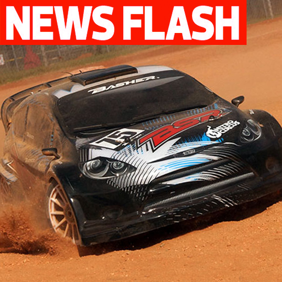 Basher Announces New 1/8 Scale BSR Rally