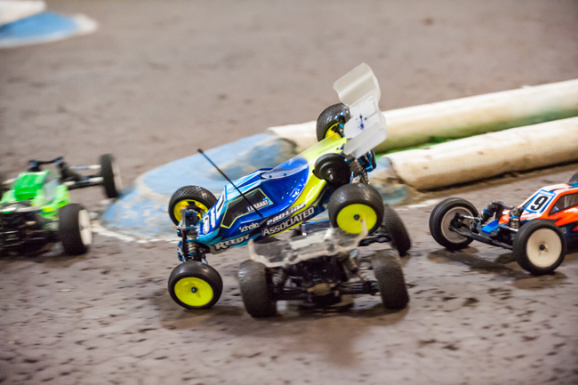 Electric Rc Car Buggy Race