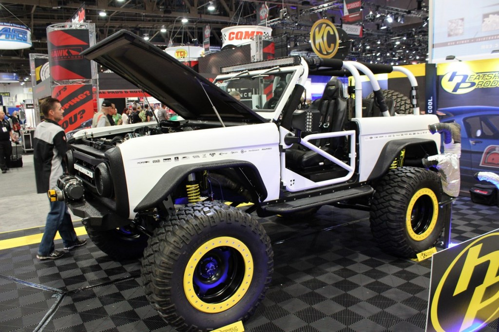 SEMA, Specialty Equipment Manufacturer Association, Las Vegas, Horizon Hobby, Rockstar Garage