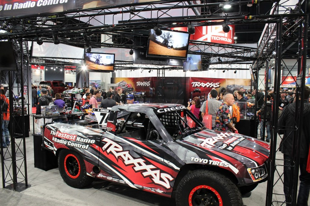 SEMA, Specialty Equipment Manufacturer Association, Las Vegas, Traxxas