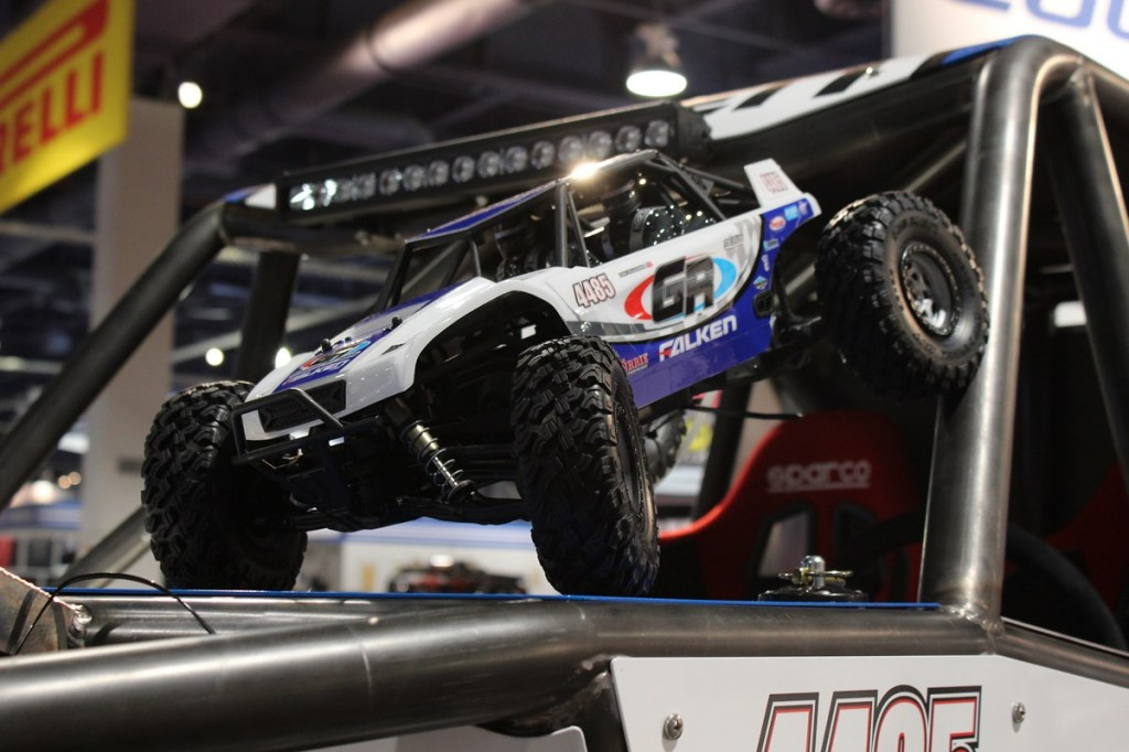 SEMA, Specialty Equipment Manufacturer Association, Las Vegas, Axial, Yeti, Falken