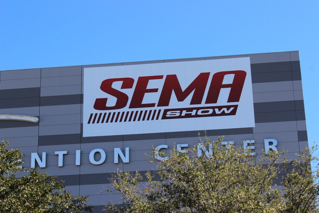 SEMA, Specialty Equipment Manufacturer Association, Las Vegas