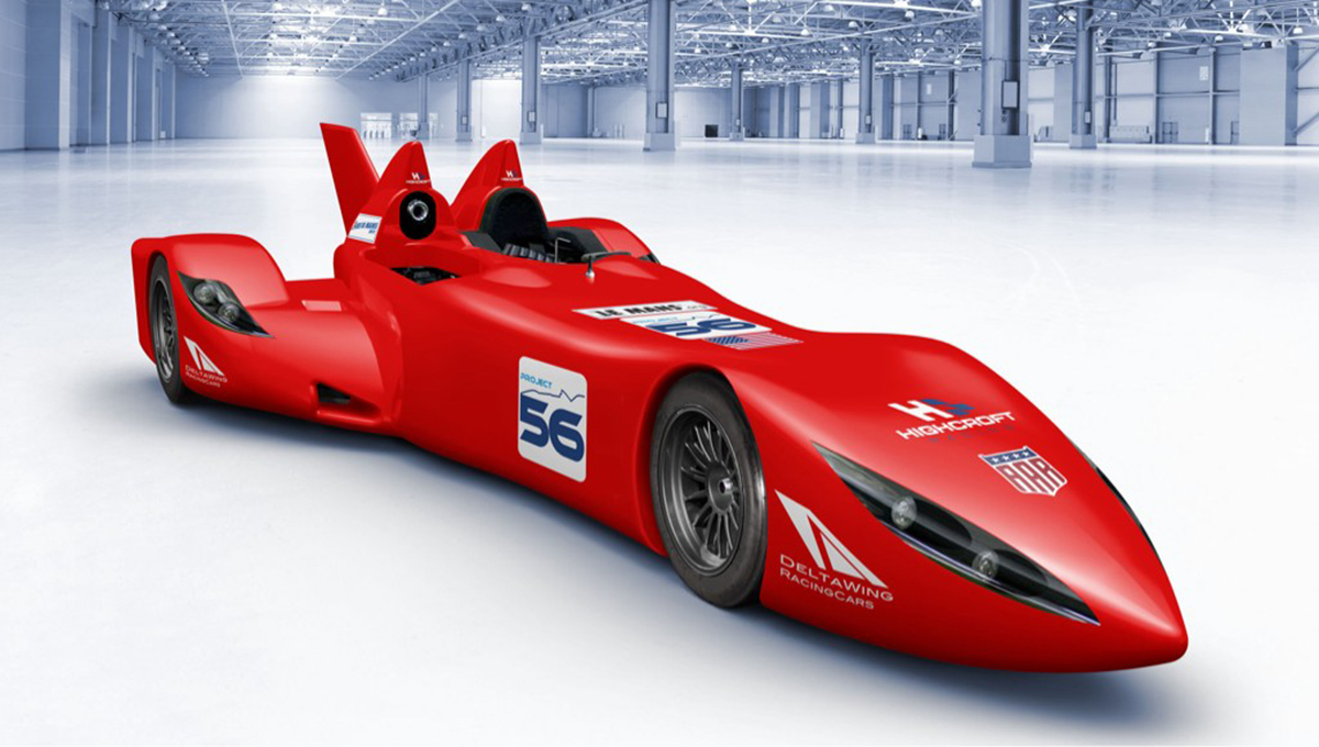 Nissan Delta Wing, DeltaWing, IndyCar, 24 Hours of LeMans, Traxxas X-01
