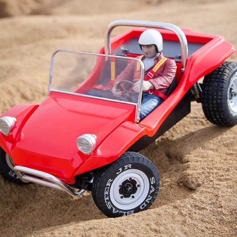 Reader Project: James Knight's Tamiya SRB Beach Buggy