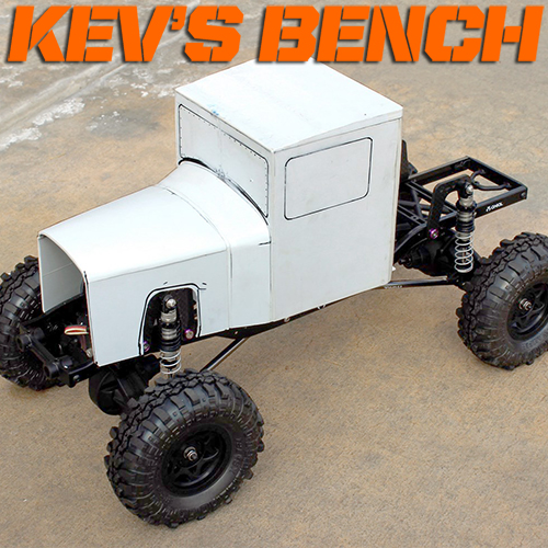 Kev's Bench: 32 Ford Rock Crawler Update