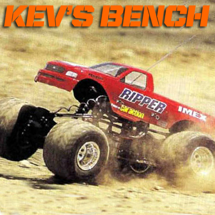 Kev's Bench: Return Of The Ripper