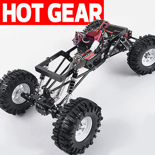 RC4WD Announces Rockdragon Limited Edition Crawler