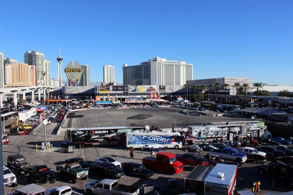 SEMA, Specialty Equipment Manufacturer Association, Las Vegas