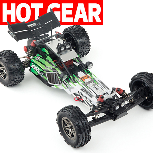 ARRMA Raider XL Arrives