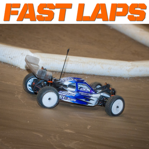 Where's the dirt? IFMAR rolls out artificial turf for Off-Road Worlds.