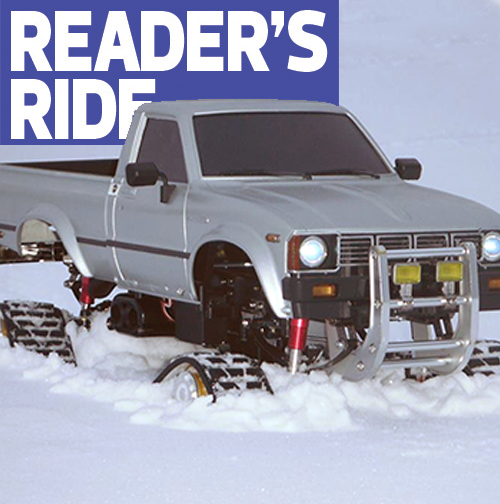 Tamiya HiLux HiLift byJared Blight [Readers' Ride]
