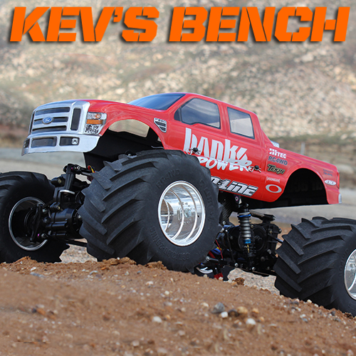 Kev's Bench: The Ripper Lives Again!