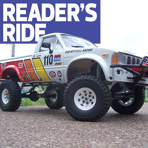 Kyle Taylor's RC4WD Trail Finder 2