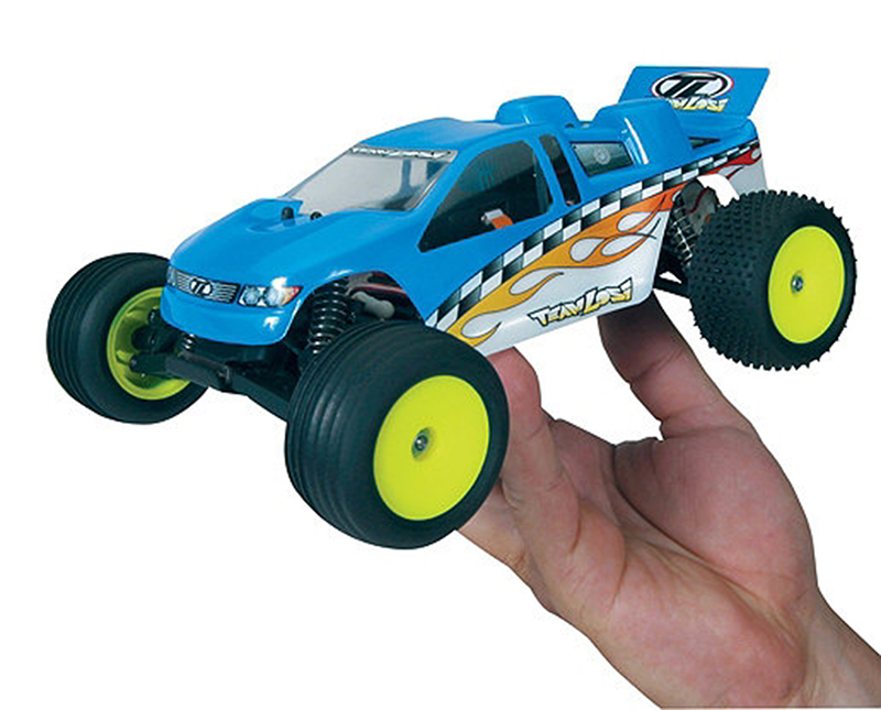 Losi Mini-T, 1/18 scale, 1:18 scale, RTR, ready-to-run