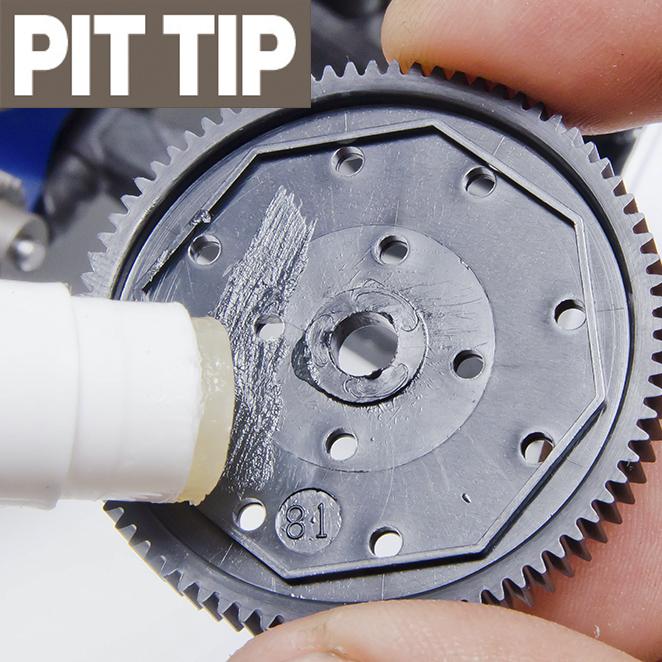 Pit Tip: Stay-Put Slipper Clutch Pads