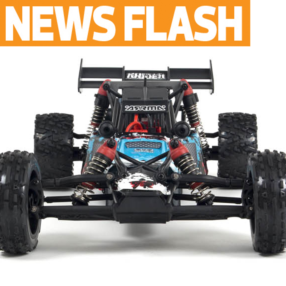 ARRMA Prepping Super-Sized Raider