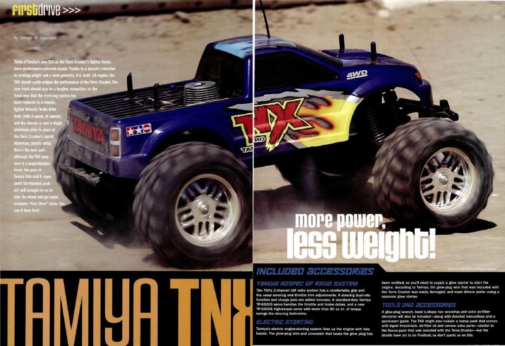 Tamiya TNX, monster truck, racing, off-road