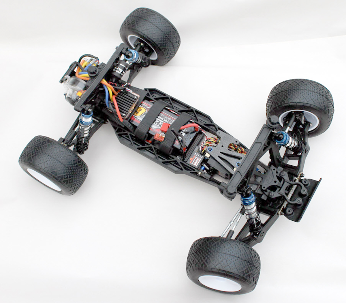 Pro-Line stadium truck chassis