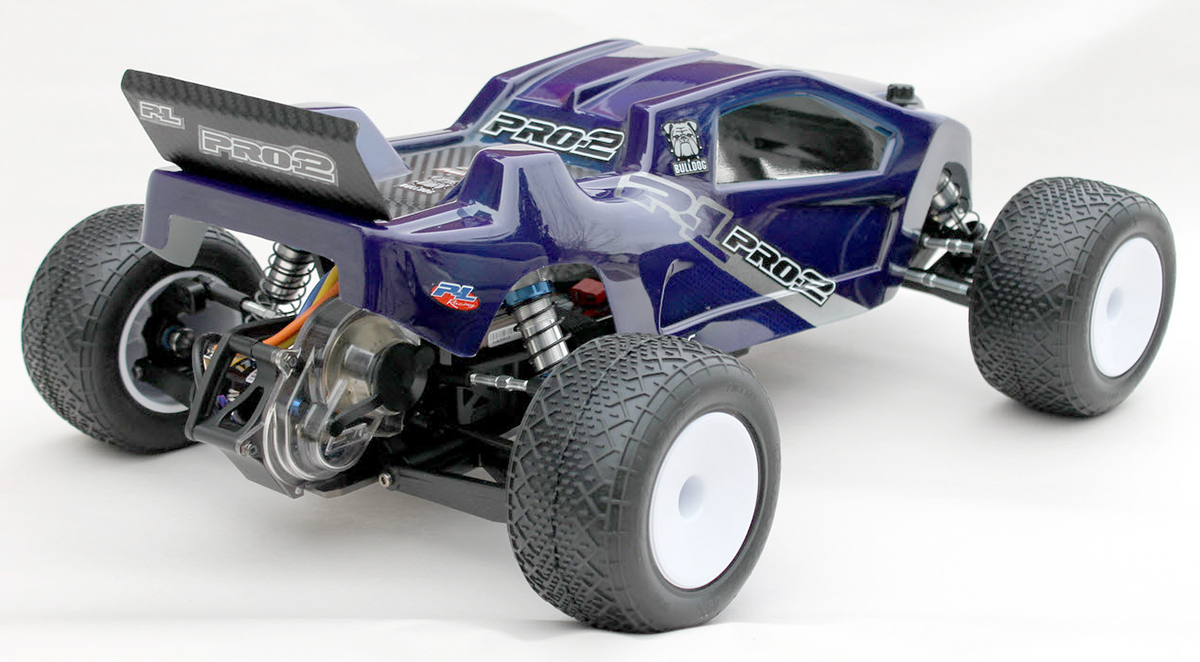 Pro-Line Stadium Truck body rear
