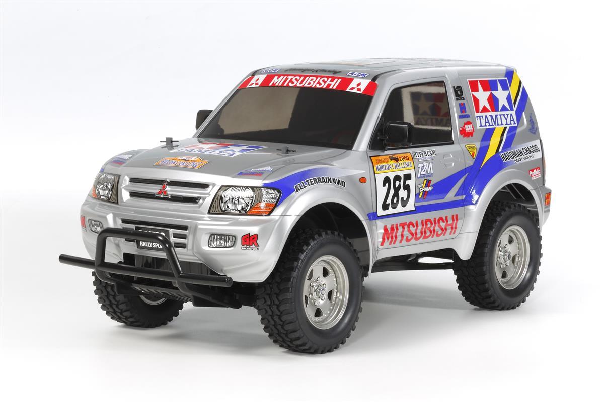 Tamiya RC Mitsubishi Pajero Rally - CC01