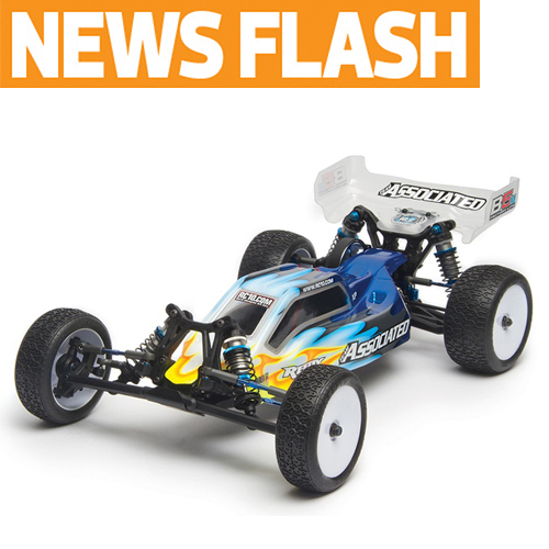 New Team Associated RC10B5M Factory Lite buggy and Apex Scion Racing tC Drift version
