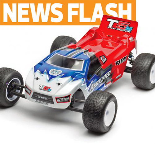 Team Associated Reveals RC10T5M Stadium Truck
