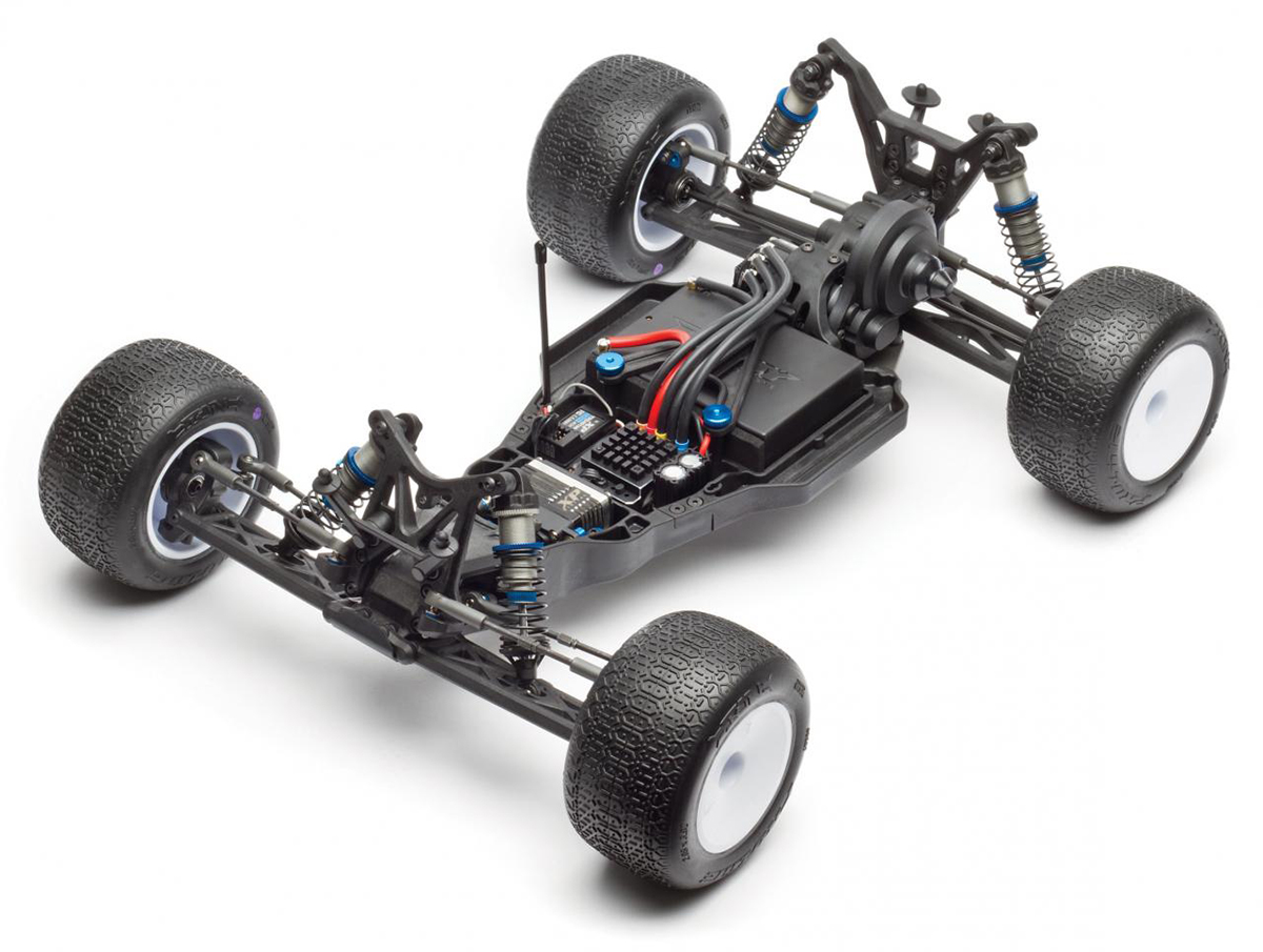 Associated T5M mid motor chassis