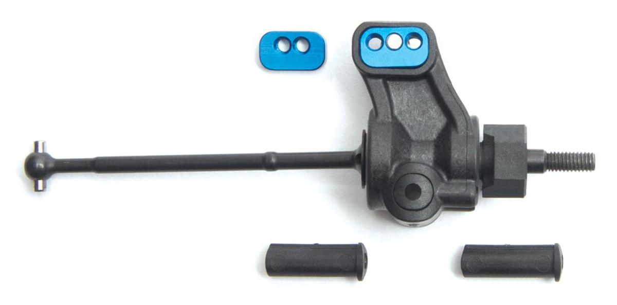 Associated T5M mid motor rear suspension