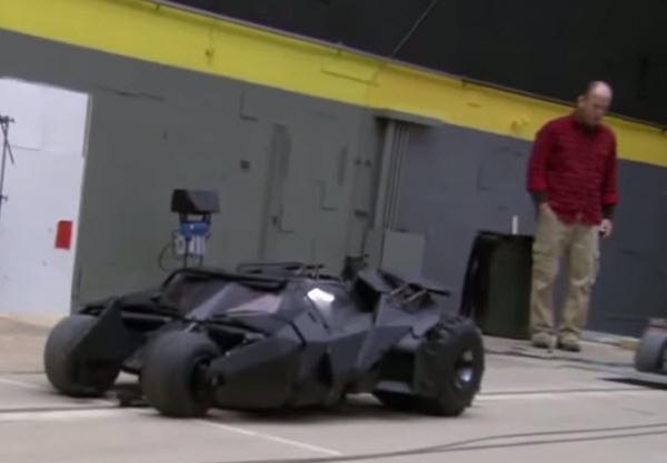 Batmobile Tumbler 2