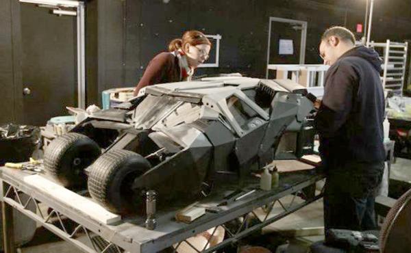 Batmobile Tumbler 3