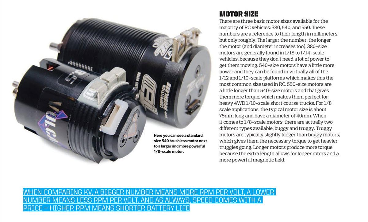 Brushless Motors 3