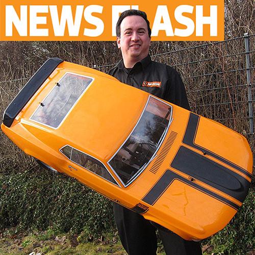 HPI Baja 5R On-Road – Nuremberg News