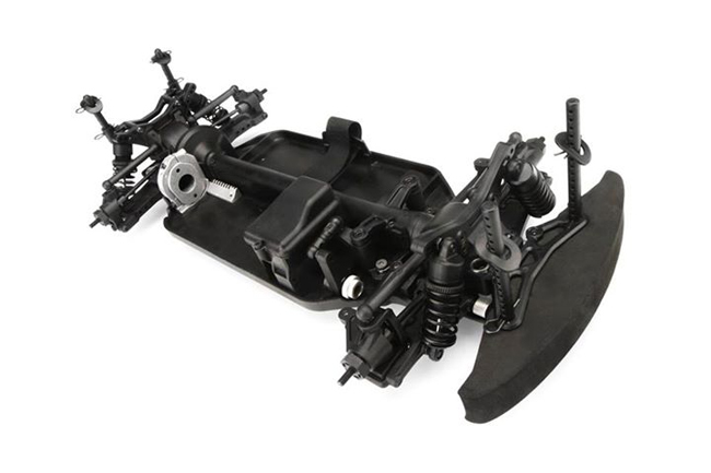 HPI RS4 Sport 3 110 Electric 4WD Touring Car Chassis (1)