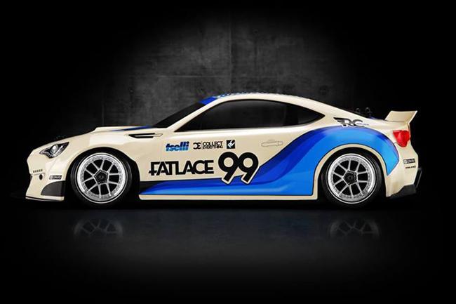 HPI x Fatlace Subaru BRZ RS4 Sport 3 DRIFT (1)