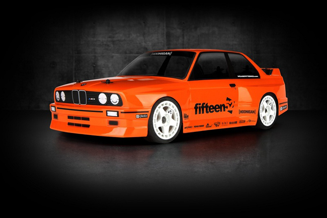 HPI x fifteen52 BMW E30 M3 RS4 3 Sport (1)