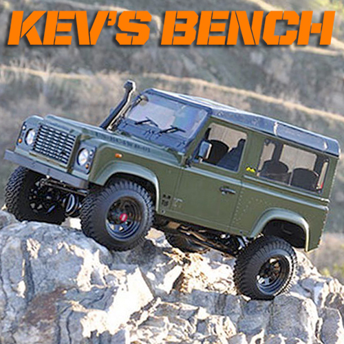 Kev's Bench: We Need More Injection Molded Bodies!