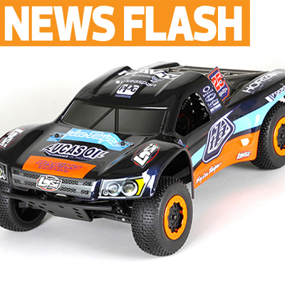 Losi Announces Troy Lee Designs TEN-SCTE – Nuremberg News
