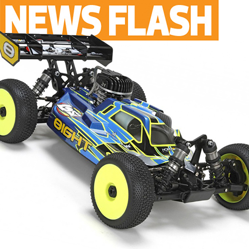 Losi 8IGHT & 8IGHT-T Go Gas, Get AVC – Nuremberg News