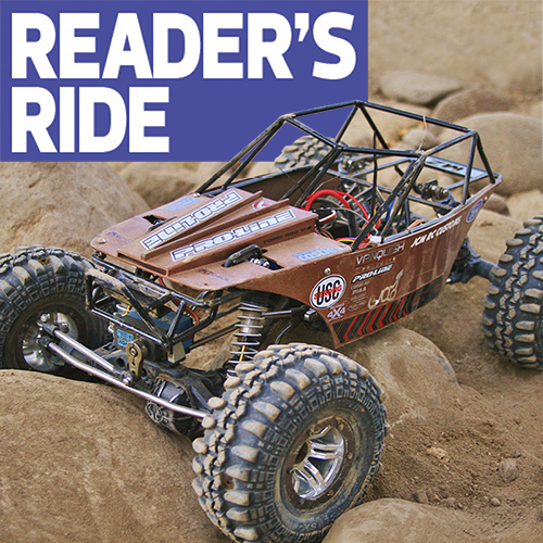 MattZilla / Axial Wraith U4RC Rig Reader's Ride
