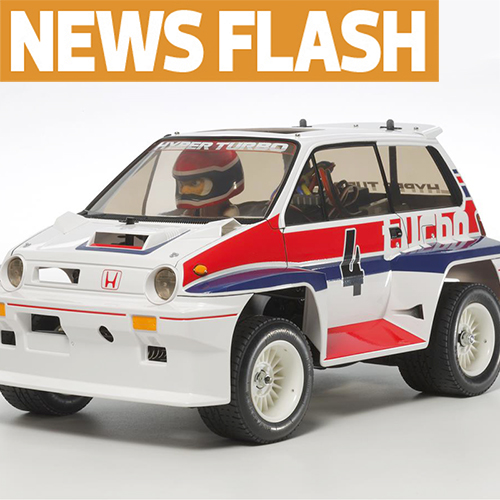Nuremberg News: 10 New Tamiya Cars Announced!