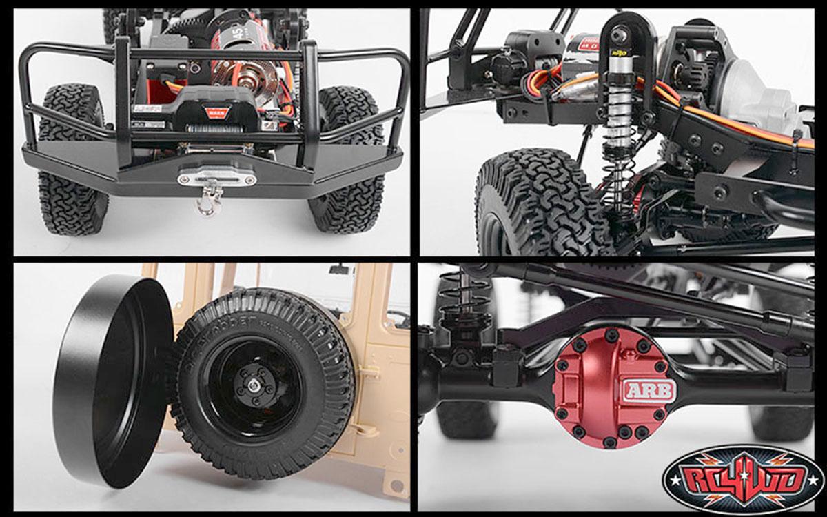 RC4WD Gelande Special Edition 7