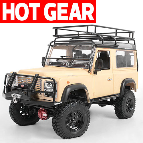 "RC4WD Gelande II D90 Now Offered as ""Limited Edition"" RTR"